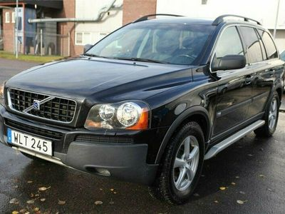 begagnad Volvo XC90 2.5T AWD Automatisk, Kinetic SUV 2005