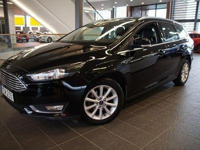 begagnad Ford Focus 1.0 100 Titanium Kombi
