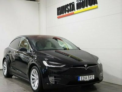 begagnad Tesla Model X 100D 423hk LEASEBAR
