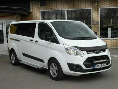 begagnad Ford Custom TransitKombi 2.2 TDCi (125hk) KAMKEDJA