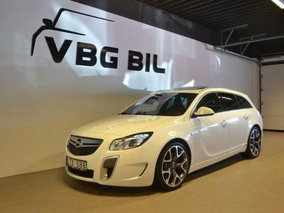 used Opel Insignia OPC Sports 2.8 V6T 4x4 Automat 325hk