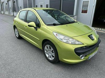begagnad Peugeot 207 1,6 TIPT 5D