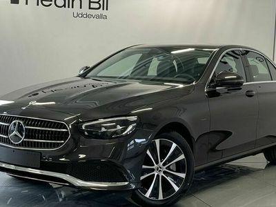begagnad Mercedes E300 - BenzSedan LADDHYBRID / / DRAG / / OMGÅENDELEVERANS