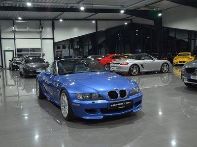begagnad BMW Z3 M 3.2 Roadster 321HK