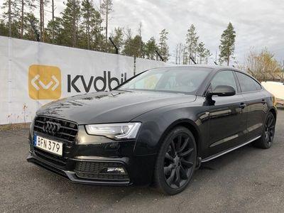 begagnad Audi A5 Sportback 2.0 TDI Clean diesel 2015, Sportkupé 185 000 kr