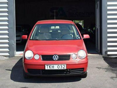 begagnad VW Polo 5-dörrar 1.4 Comfort 75hk Nybesiktigad