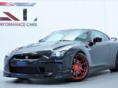 begagnad Nissan GT-R Black Edition JRM 600HK