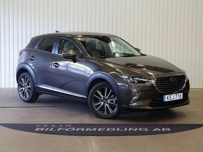 begagnad Mazda CX-3 2.0 Skyactive Optimum AUT
