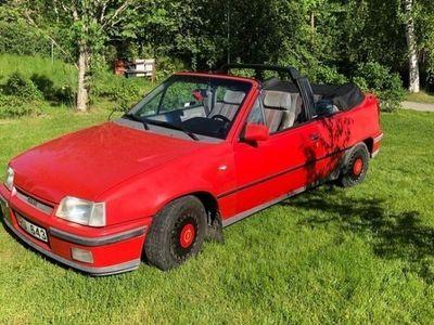 begagnad Opel Kadett GSi Cab