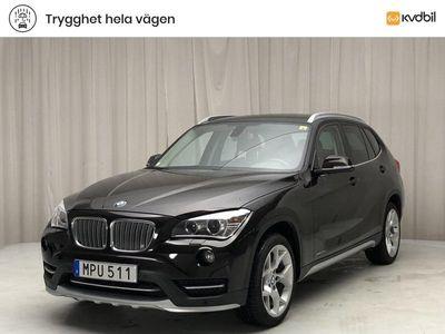 begagnad BMW X1 xDrive20d xDrive20d, E84 (184hk)