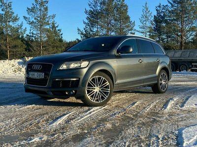 begagnad Audi Q7 3.0 TDI TIPTRON
