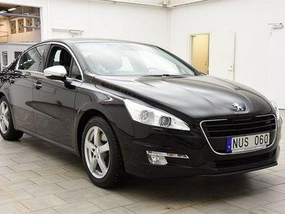 begagnad Peugeot 508 2.2 HDi AUT NAVI 2012, Sedan 164 900 kr
