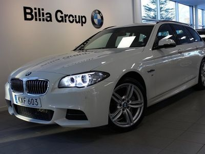 begagnad BMW 530 D xDrive Touring M-Sport Loungepack Drag