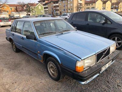 begagnad Volvo 740 skattefri