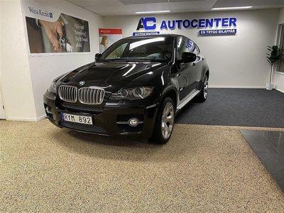 begagnad BMW X6 X-serienV8 487hk Active Hybrid NAV