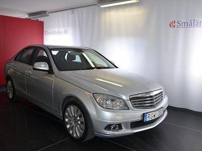 begagnad Mercedes C320 CDI 7G-Tronic 224hk