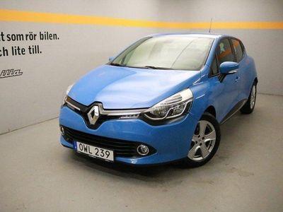 begagnad Renault Clio IV Energy TCe 90 Dynamique 5-d 2015, Halvkombi 104 900 kr