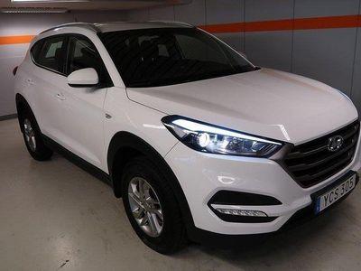 begagnad Hyundai Tucson 1.6 GDI M6 Active