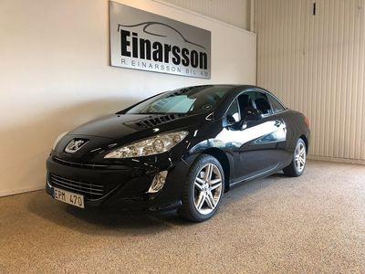 begagnad Peugeot 308 CC CAB 1,6 TURBO 150Hk EXCLUSIVE *4287mil*