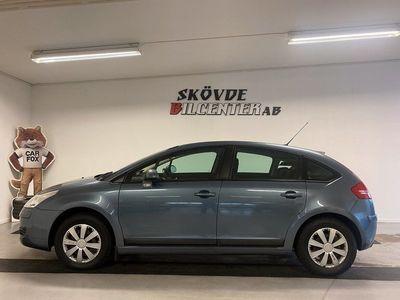 begagnad Citroën C4 2.0 14600Mil ev byte/finans