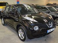 begagnad Nissan Juke 1.6 2014, Halvkombi