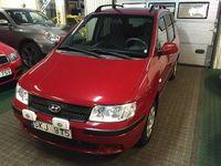 begagnad Hyundai Matrix 1.8 M5 -07