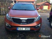 begagnad Kia Sportage 1,7 CRDI Diesel 6 växlad manuell