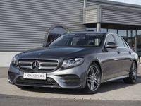 begagnad Mercedes E400 AMG 4MATIC / Airmatic /