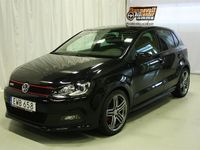 begagnad VW Polo 1.4 GTI DSG