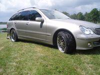 begagnad Mercedes C320 CDI 2005