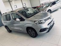 begagnad Toyota Verso Proace City7-sits 1.2T (130hk) Aut