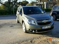 begagnad Chevrolet Orlando 1,8 ny besiktad Ny service