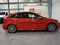 begagnad Audi S3 Sportback 2,0 TFSI Q S Tronic 310 HK