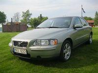 """begagnad Volvo S60 D5 185HK 6VXL""""DRAG""""TOPPSKICK"""