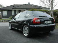 begagnad Audi A3 A31.8TS quattro 5dr (180hk) 2003