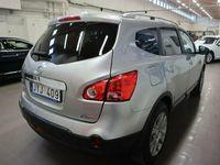 begagnad Nissan Qashqai +2 2.0 4x4 7-sits / panorama 141hk