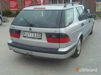 begagnad Saab 9-5 2,0 T COMBI NY BES 0,57 MIL
