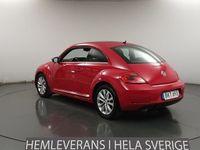 begagnad VW Beetle The1.2 TSI Nyservad M-värm
