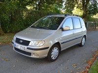 begagnad Hyundai Matrix 1.8 / 2Års Garanti