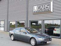 begagnad Maserati Quattroporte 4.2 V8 400HK Duo Select
