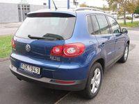 begagnad VW Tiguan 2,0 TSI 200hk Sport & Style -10