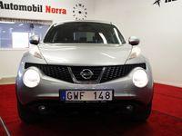 begagnad Nissan Juke 1.6 (117hk) Tekna Navigator Backkamera