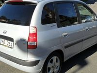 begagnad Hyundai Matrix 1.8 M5 (984:-/mån)