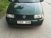 begagnad VW Polo 1,6 -98