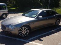 begagnad Maserati Quattroporte Executive GT -07
