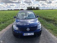 begagnad VW Golf Plus 1.6 Automat 11000Mil