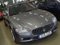 begagnad Maserati Quattroporte S 4.7 430HK -11