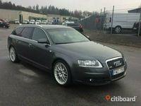 begagnad Audi A6 avant 2.7 tdi -08