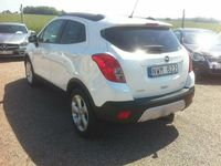 begagnad Opel Mokka 1.7CDTI premiumpkt skinn 4wd 1ägare
