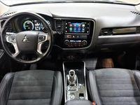 begagnad Mitsubishi Outlander P-HEV 2.0 Hybrid   4WD   Drag   203hk